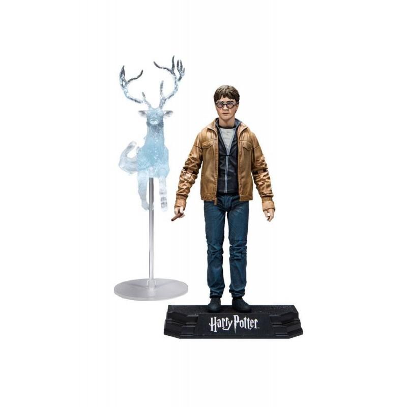 Harry Potter et les Reliques de la Mort : 2ème partie figurine Harry Potter 15 cm