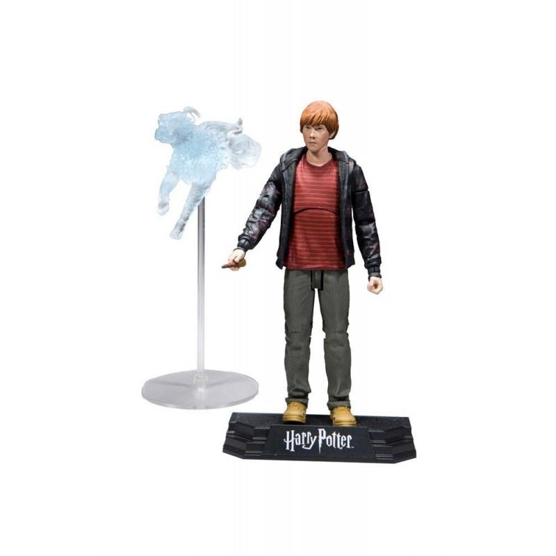 Harry Potter et les Reliques de la Mort : 2ème partie figurine Ron Weasley 15 cm