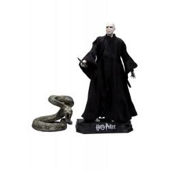 Harry Potter et les Reliques de la Mort : 2ème partie figurine Lord Voldemort 18 cm