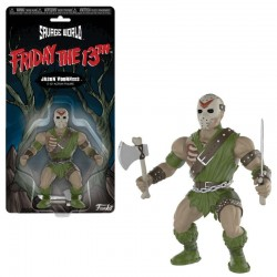 Vendredi 13 figurine Savage World Jason 10 cm