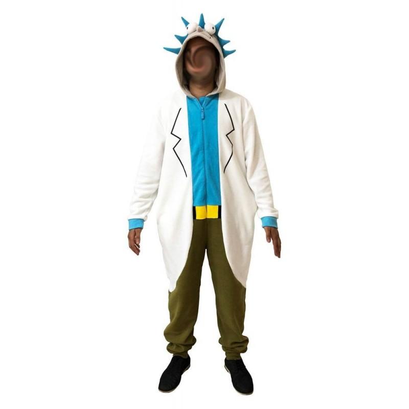 Rick et Morty combinaison Rick Sanchez Taille XL