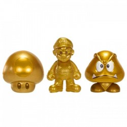 World Of Nintendo  Gold Series Figurines