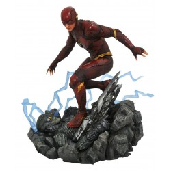 Justice League Movie DC Gallery statuette The Flash 23 cm