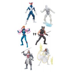 Uncanny X-Men 2019 Wave 1 assortiment figurines Retro 15 cm (6)