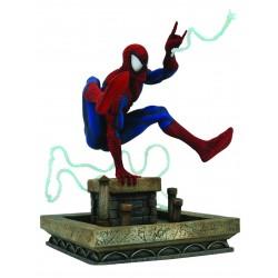 Marvel Gallery diorama 90's Spider-Man 20 cm