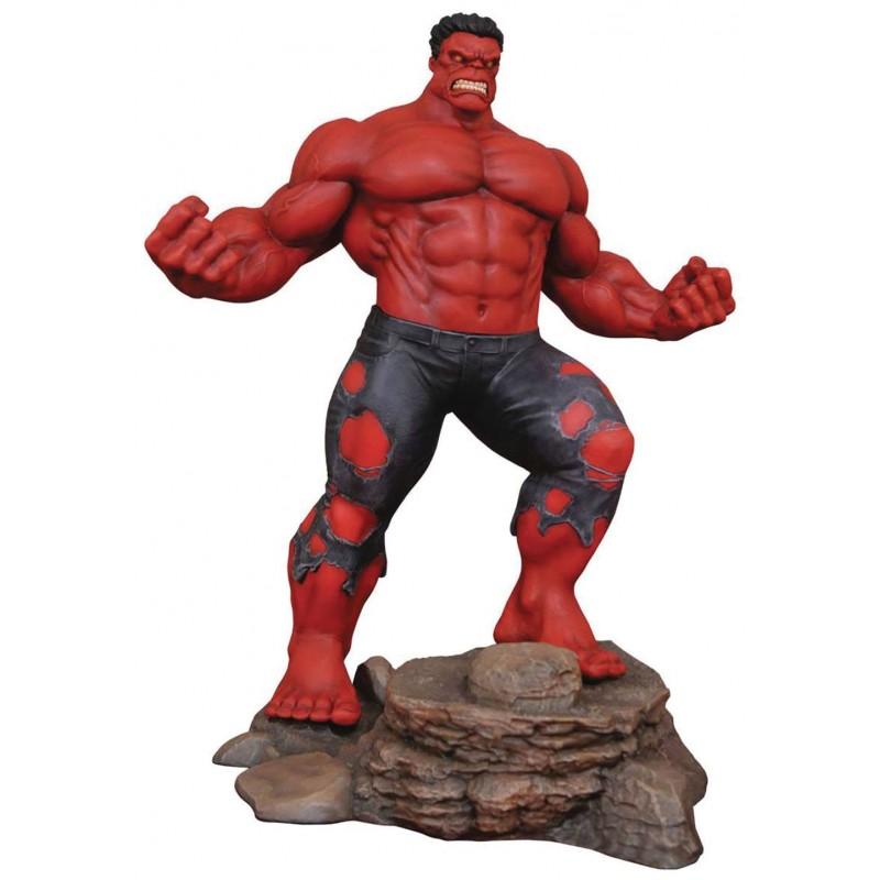 Marvel Gallery diorama Red Hulk 25 cm