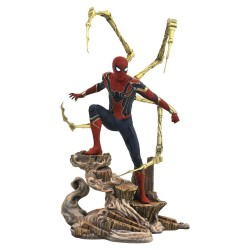 Avengers Infinity War Marvel Movie Gallery statuette Iron Spider-Man 23 cm