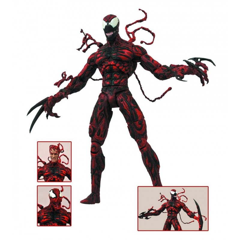 Marvel Select figurine Carnage 20 cm