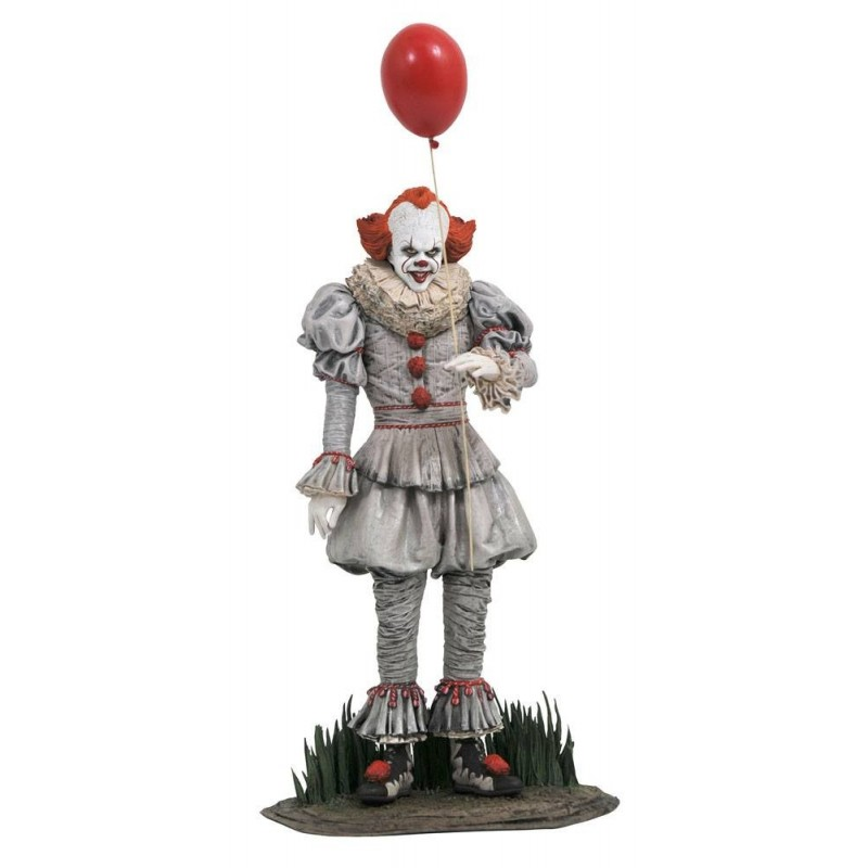 Ça : Chapitre 2 Gallery diorama Pennywise 25 cm