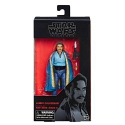 "Star Wars Black Series 6"" Figurine Lando Clarissian"