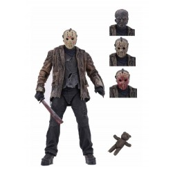Freddy vs Jason figurine Ultimate Jason Voorhees 18 cm Neca Pré-commandes