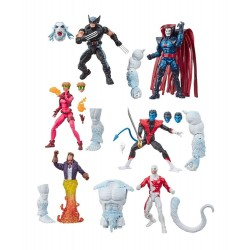 Marvel Legends Series X-Force 2019 Wave 1 assortiment figurines 15 cm
