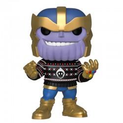 Marvel Holiday Figurine POP! Marvel Vinyl Thanos 9 cm