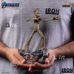 Avengers : Endgame statuette BDS Art Scale 1/10 Groot 24 cm