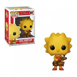 Simpsons Figurine POP! TV Vinyl Lisa 9 cm