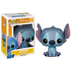 Lilo et Stitch POP! Vinyl figurine Stitch (Seated) 9 cm