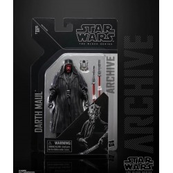 Star Wars Black Series Archive 2019 Wave 2 - Darth Maul Hasbro Toute la gamme Black Series