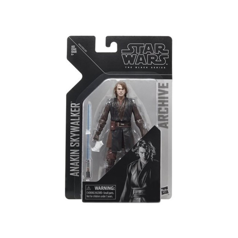 Star Wars Black Series Archive 2019 Wave 2 - Anakin Skywalker Hasbro Toute la gamme Black Series