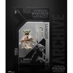 Star Wars Black Series Archive 2019 Wave 2 - Yoda Hasbro Toute la gamme Black Series
