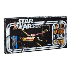 Star Wars jeu de plateau Escape from Death Star + figurine Tarkin Hasbro Toute la gamme Vintage Collection