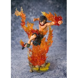 One Piece statuette PVC FiguartsZERO Portgas D. Ace -Commander of the 2nd Division- 20 cm