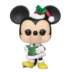 Disney Holiday POP! Disney Vinyl figurine Minnie 9 cm