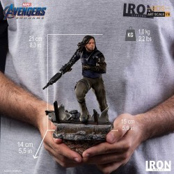 Avengers : Endgame statuette BDS Art Scale 1/10 Winter Soldier 21 cm