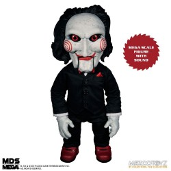 Saw figurine parlante Mega Scale Billy 38 cm