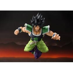 Dragon Ball Super Broly figurine S.H. Figuarts Broly 19 cm