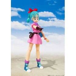 Dragon Ball figurine S.H. Figuarts Bulma 14 cm