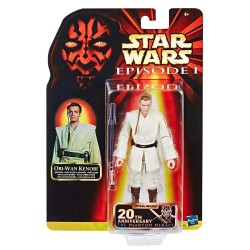 Star Wars Episode I Black Series figurine Obi-Wan (Jedi Duel) 20th Anniversary Exclusive 15 cm