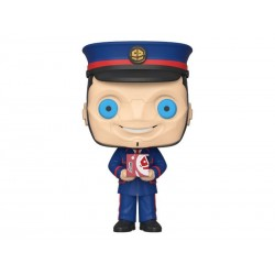 Doctor Who Figurine POP! TV Vinyl The Kerblam Man (GW) 9 cm