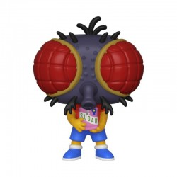 Simpsons Figurine POP! TV Vinyl Fly Boy Bart 9 cm