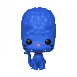 Simpsons Figurine POP! TV Vinyl Panther Marge 9 cm