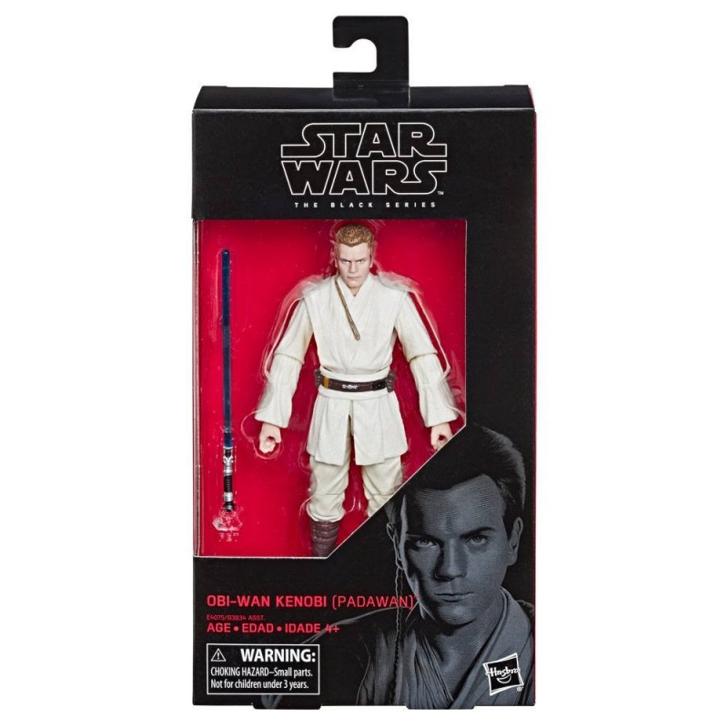 Star Wars Black Series Obi-Wan Kenobi Hasbro Toute la gamme Black Series