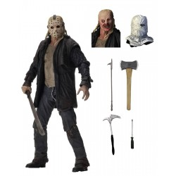 Vendredi 13 2009 figurine Ultimate Jason 18 cm