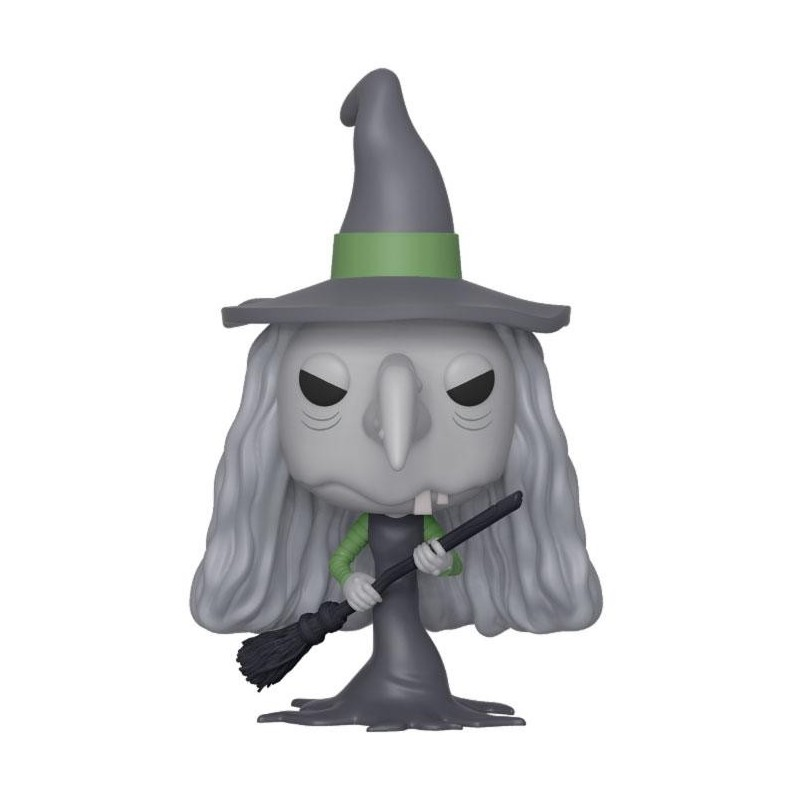 L´étrange Noël de Mr. Jack Figurine POP! Movies Vinyl Witch 9 cm