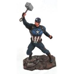 Avengers Endgame Marvel Gallery statuette Captain America 23 cm