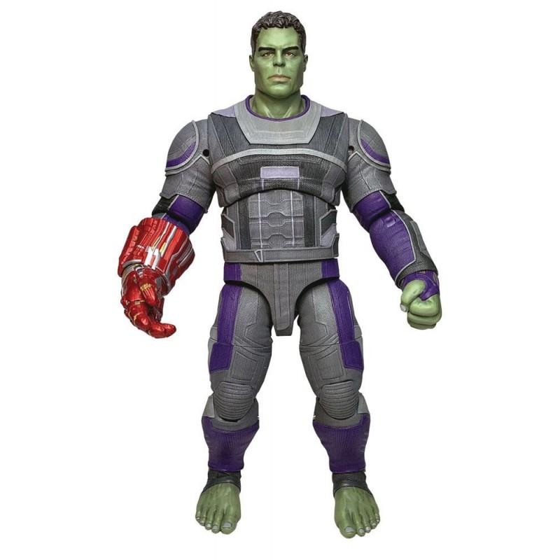 Avengers: Endgame Marvel Select figurine Hulk Hero Suit 23 cm