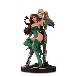 DC Designer Series statuette Harley Quinn & Poison Ivy by Lupacchino 27 cm