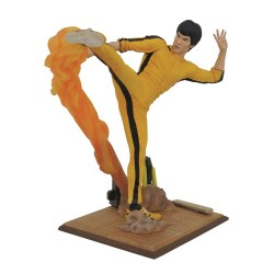 Bruce Lee Gallery statuette Kicking 25 cm