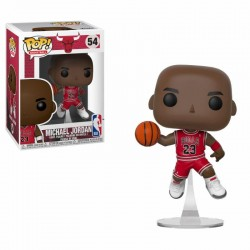 NBA POP! Sports Vinyl Figurine Michael Jordan (Bulls) 9 cm
