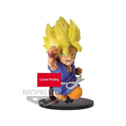 Dragonball GT statuette PVC Wrath of the Dragon B: Super Saiyan Son Goku 13 cm