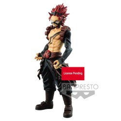 My Hero Academia statuette PVC Age of Heroes Red Riot 17 cm
