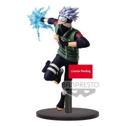Naruto Shippuden statuette Vibration Stars Hatake Kakashi 19 cm