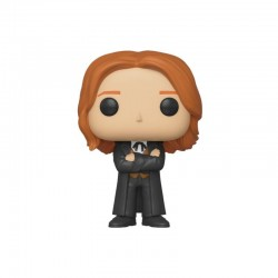 Harry Potter POP! Movies Vinyl figurine George Weasley (Yule) 9 cm