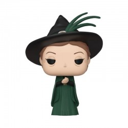 Harry Potter POP! Movies Vinyl figurine Minerva McGonagall (Yule) 9 cm