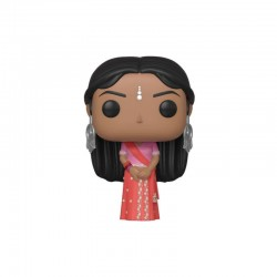 Harry Potter POP! Movies Vinyl figurine Padma Patil (Yule) 9 cm