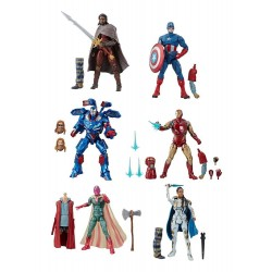 Marvel Legends Series Avengers 2019 Wave 3 assortiment figurines 15 cm