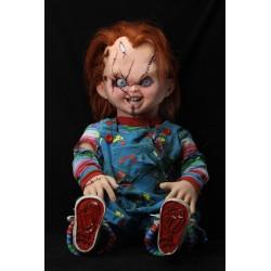 La Fiancée de Chucky réplique poupée 1/1 Chucky 76 cm
